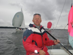 Jacob Jacobsen: skipper /rorsmand