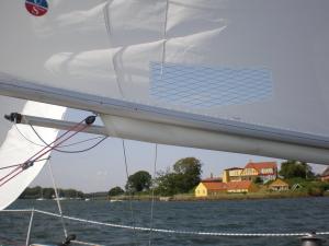 Det gule røgeri, Thurø